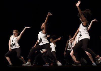 BCAI School of Arts dance performance