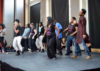 adult dance class at BCAI