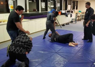 combat martial arts adult class