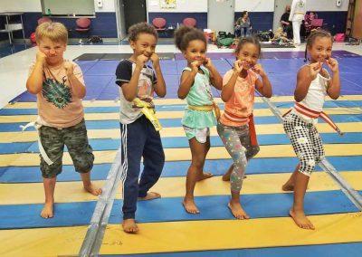little dragons combat martial arts